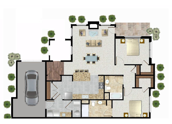 UCH-Parkvue-Cottages-Duplex-Unit-Plans-B