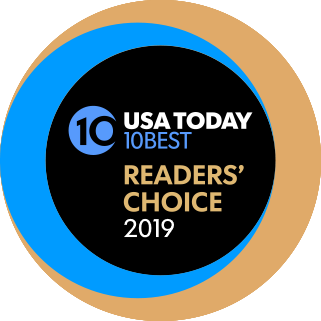 USA Today - Reader's Choice 2019